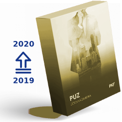 PUZ 2020 upgrade